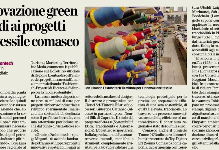 Innovazione green