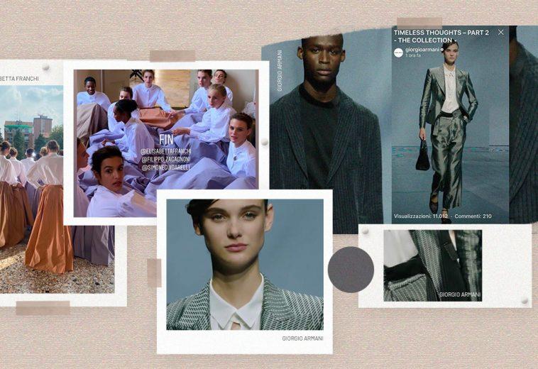 La fashion week milanese parla anche comasco